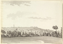 View toward Dundry Tower f.21